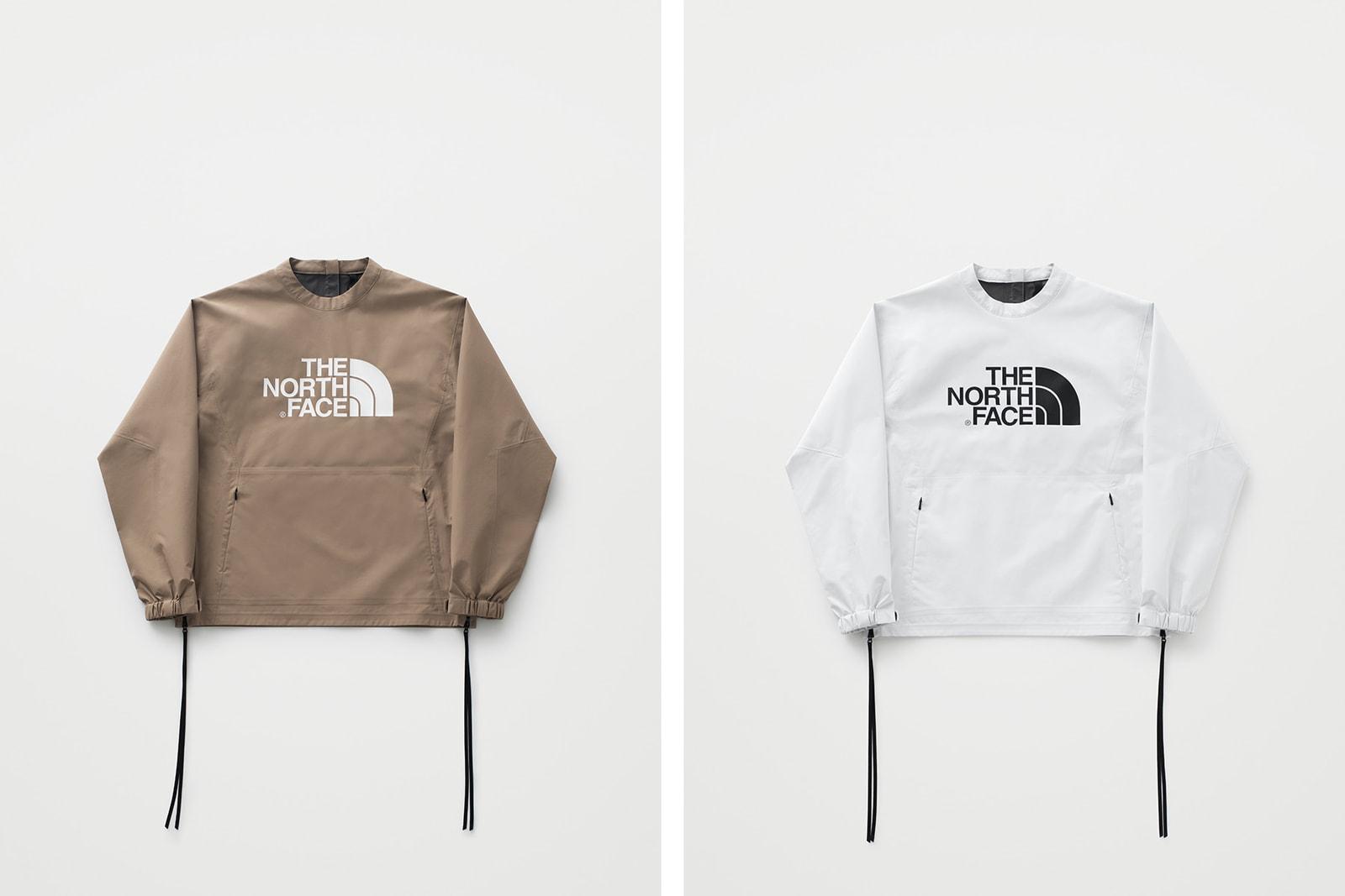 待望之男裝首次現身!The North Face x HYKE Spring/Summer 2019 季度 Lookbook 發表