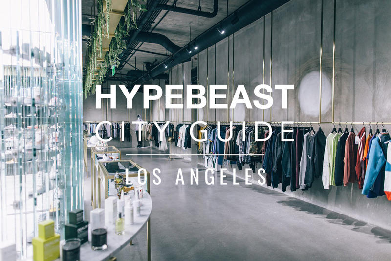 HYPEBEAST City Guide: 洛杉磯城市指南-購物篇
