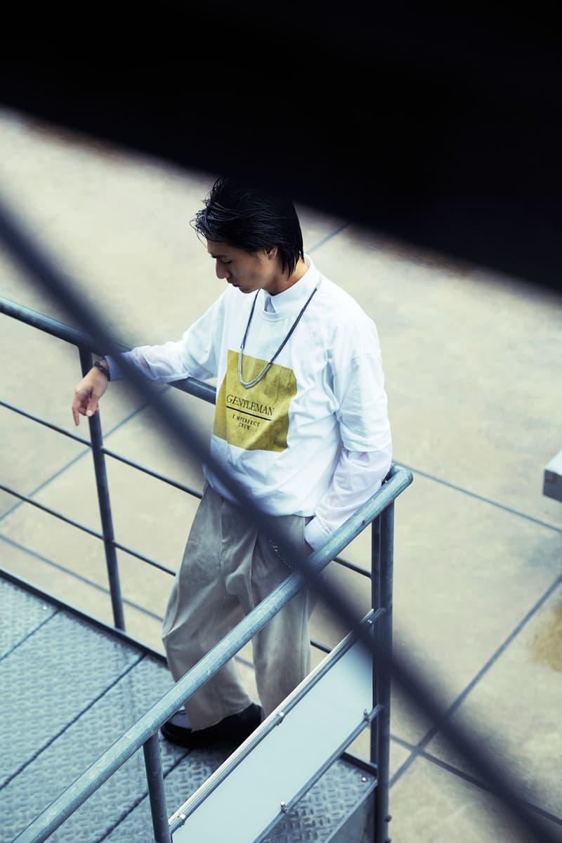initial 發佈 2019 春夏系列造型特輯