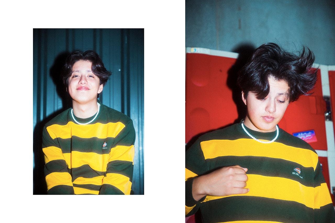 HYPEBEAST 專訪人氣搖滾樂隊 Boy Pablo