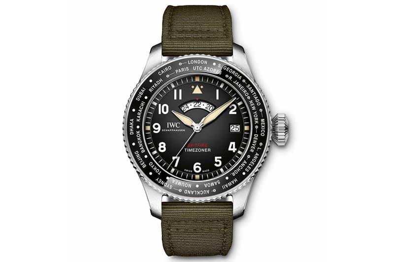 限量 250 枚!IWC 帶來「最長的飛行」世界時區特別版腕錶