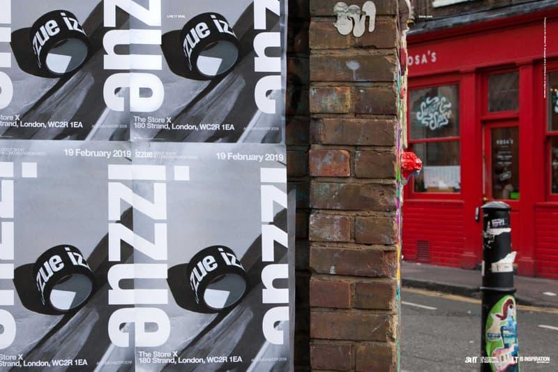 izzue 將首次進軍倫敦時裝週發表 FW19 男、女裝系列
