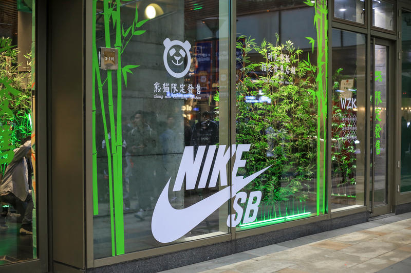 直擊 Jeff Staple x Nike SB Dunk Low「Panda Pigeon」全球線下首發現場