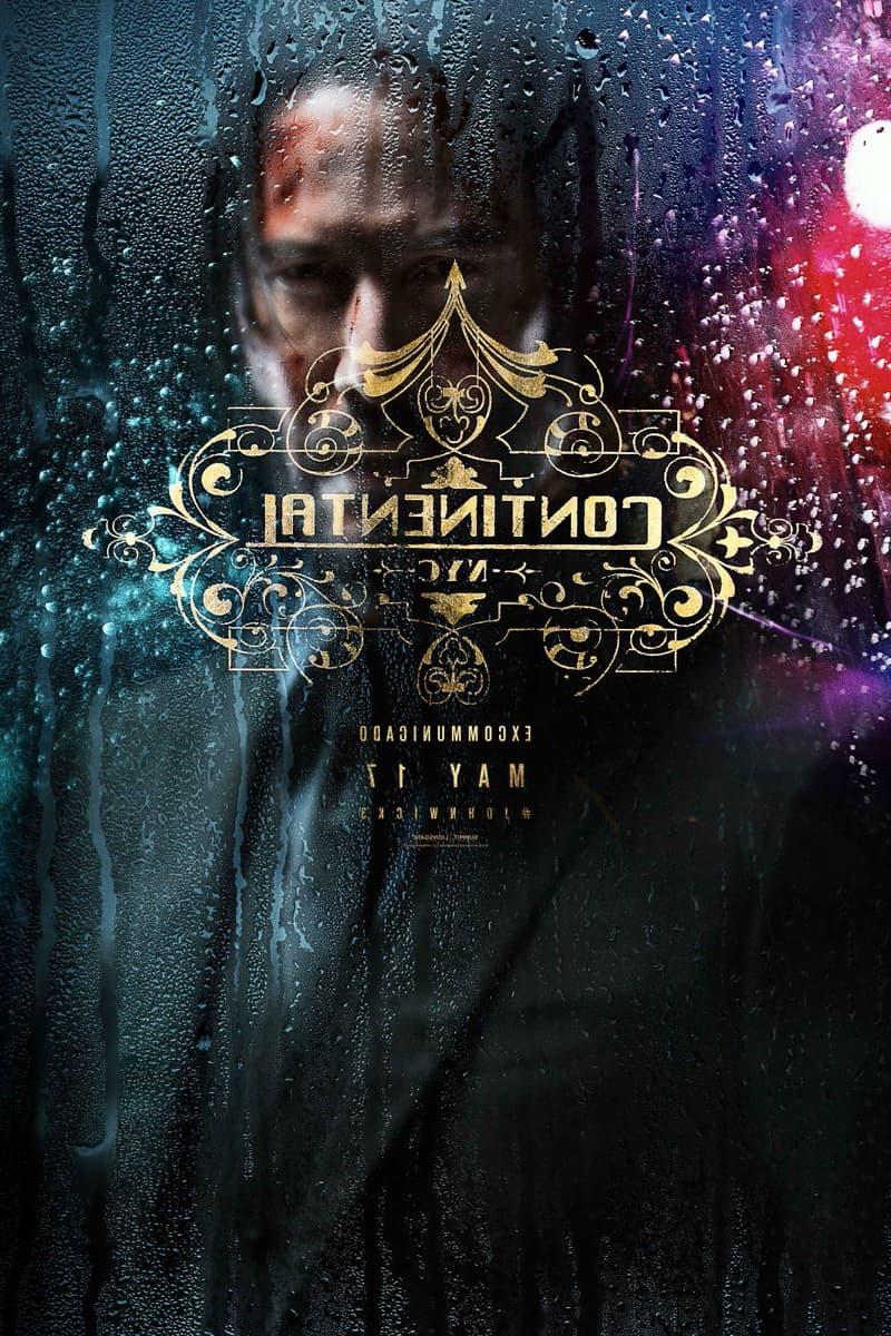 《殺神 John Wick 3: Parabellum》首波電影預告本周釋出