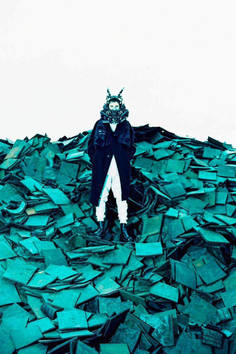 JULIUS 發佈 2019 秋冬系列 Lookbook