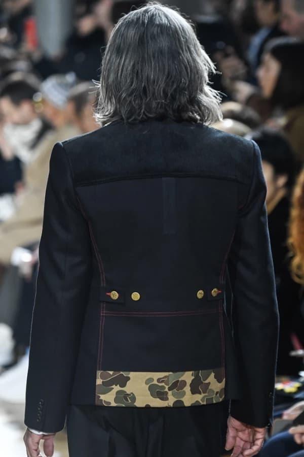 巴黎時裝周 − Junya Watanabe 2019 春夏系列登場