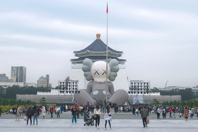 率先直擊 KAWS 全新作品展覽「KAWS: HOLIDAY」台北站