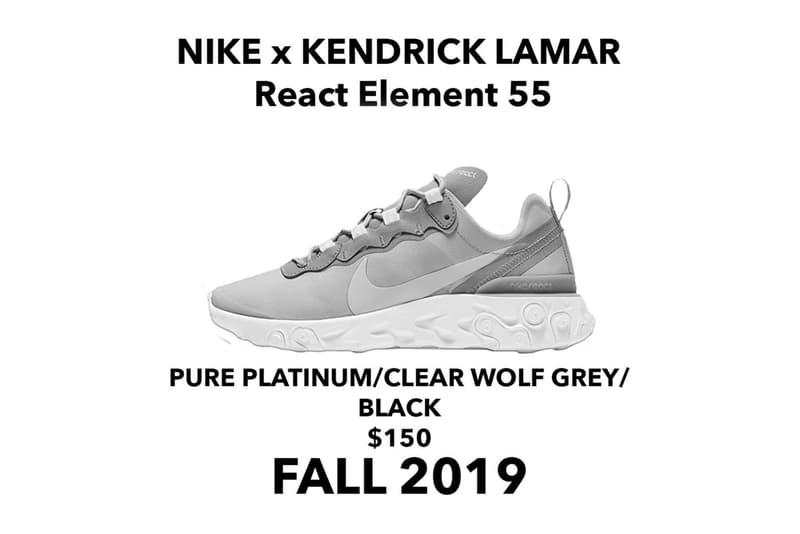 消息稱 Kendrick Lamar 將攜手 Nike 打造全新聯乘鞋款