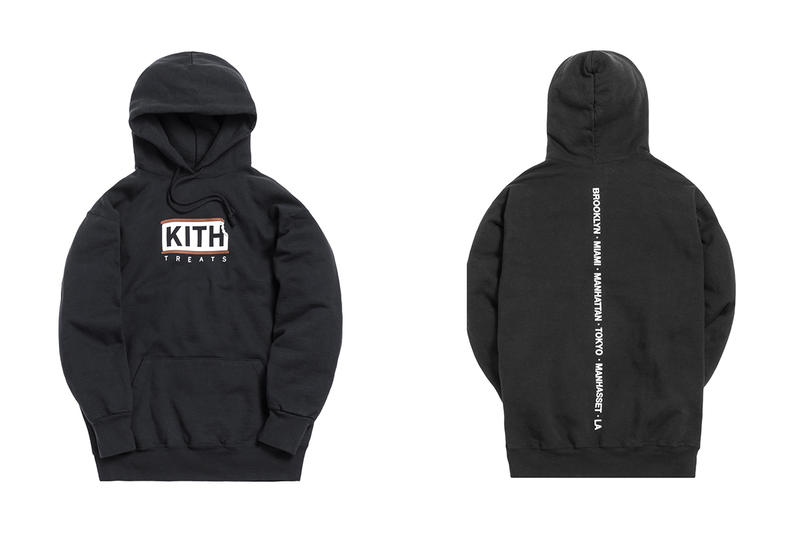 KITH 推出早餐麥片夾心 Ice Cream Sandwich 及配套服飾系列
