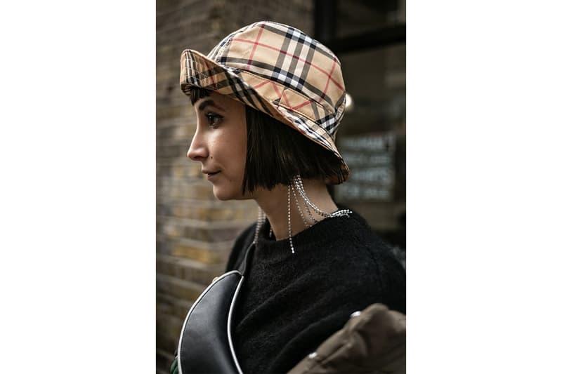 Street Style: 2019 秋冬倫敦時裝周街拍特輯
