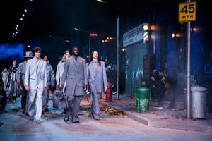 巴黎時裝周 − Louis Vuitton 發佈 2019 秋冬系列