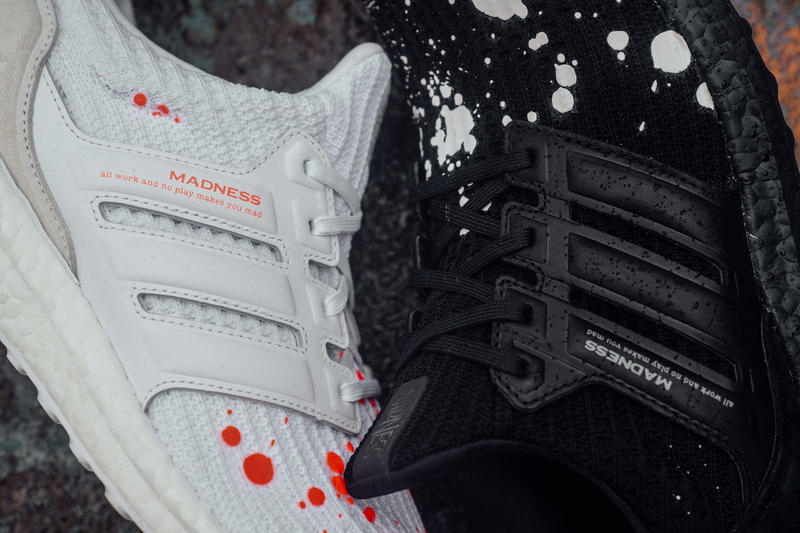 MADNESS x adidas UltraBOOST 聯乘系列發售詳情公開