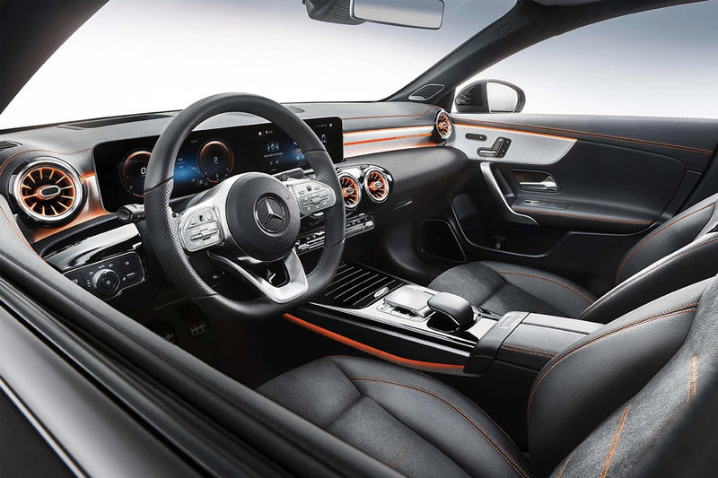 Mercedes-Benz 全新 2020 年樣式 CLA 250 Coupe 發佈