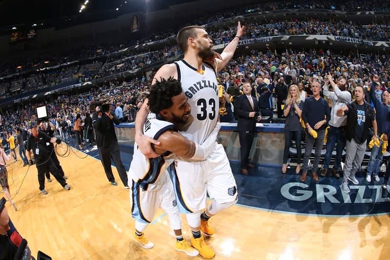 Memphis Grizzlies 首次將 Marc Gasol 和 Mike Conley 兩大基石擺上交易檯面