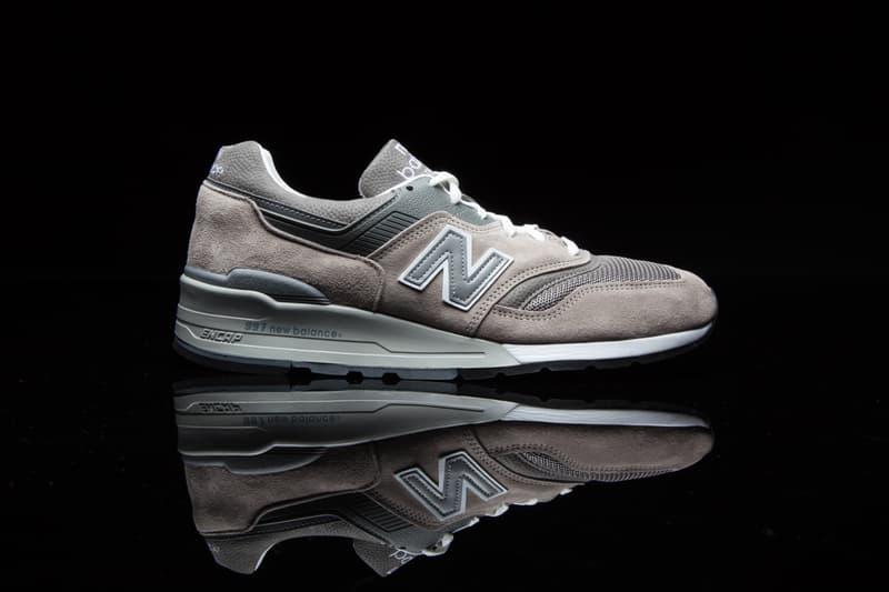 經典回歸-New Balance 美國製 997 雙色再來襲