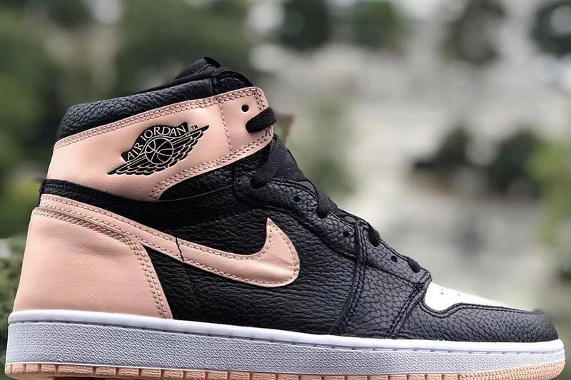 粉紅之誘惑-Air Jordan 1「Crimson Tint」上架情報釋出