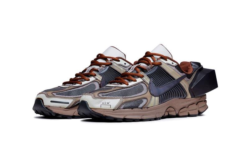 A-COLD-WALL* x Nike 全新聯乘 Vomero Zoom +5 無預警上架