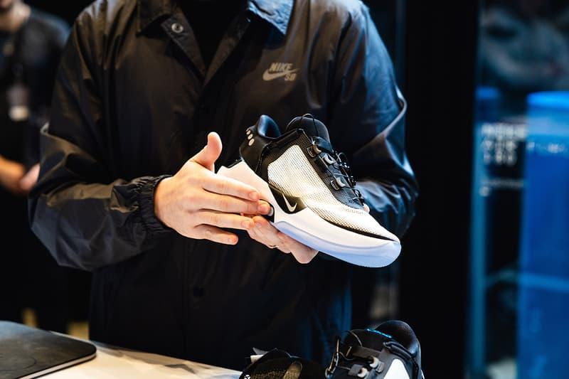 在解決「自動繫帶」的難題後,未來球鞋還能在哪些方面繼續進化?