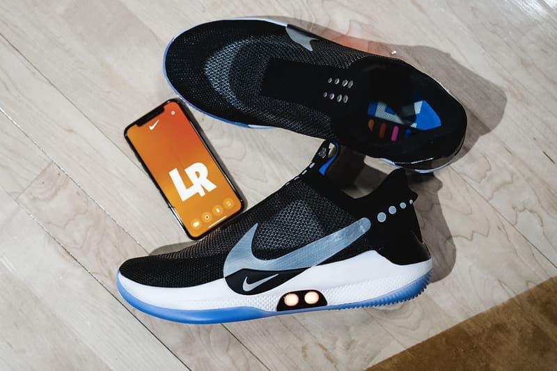 獨家近賞 Nike 劃時代科技鞋款 Adapt BB 細節一覽