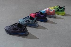 厚到超乎想像的 Air 氣墊!Nike Air Max 720 首波配色系列台灣發售情報