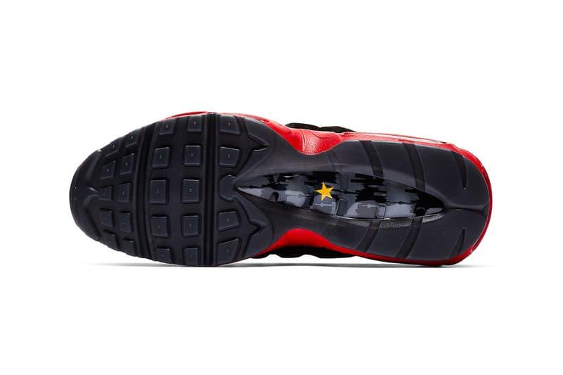 Nike Air Max 95 中國新年別注配色釋出