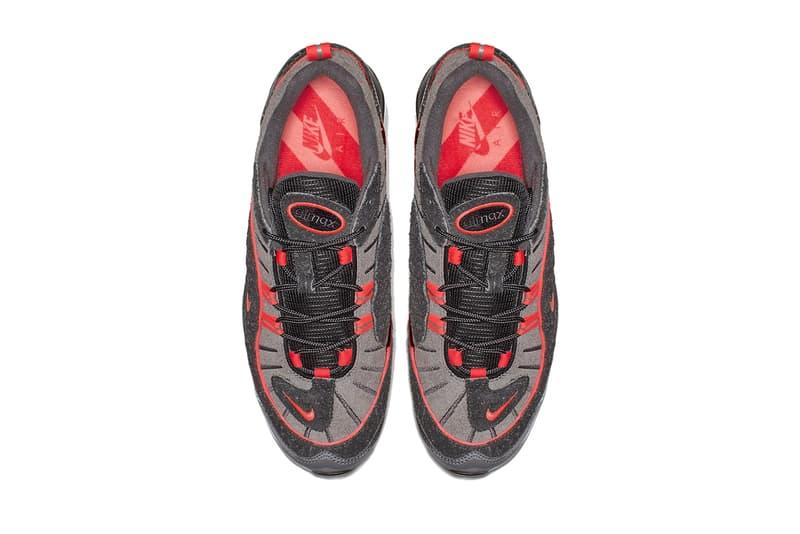 Nike Air Max 98 全新「I-95」配色即將上架