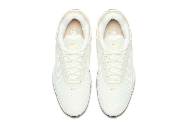 Nike Air Max Deluxe 全新「Sail & Desert Ore」配色即將發售