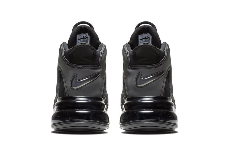 大氣墊加持!Nike Air More Uptempo 720 最新設計鞋款正式登場