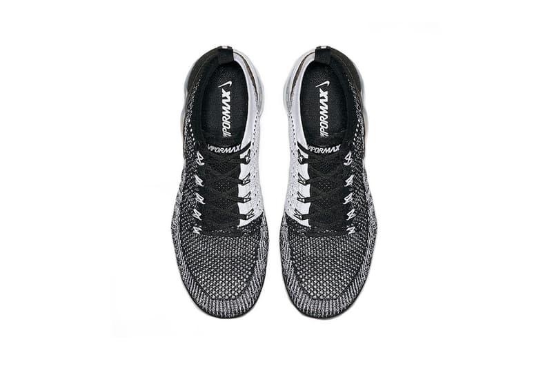 對稱陰陽 − 搶先預覽 Nike Air VaporMax 2.0 全新「Oreo」配色設計