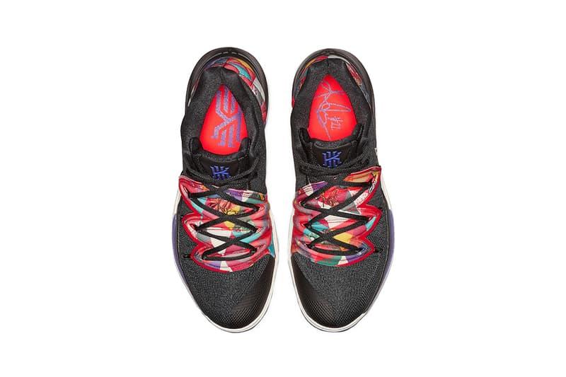Nike Kyrie 5「CNY」中國新年別注配色即將上架