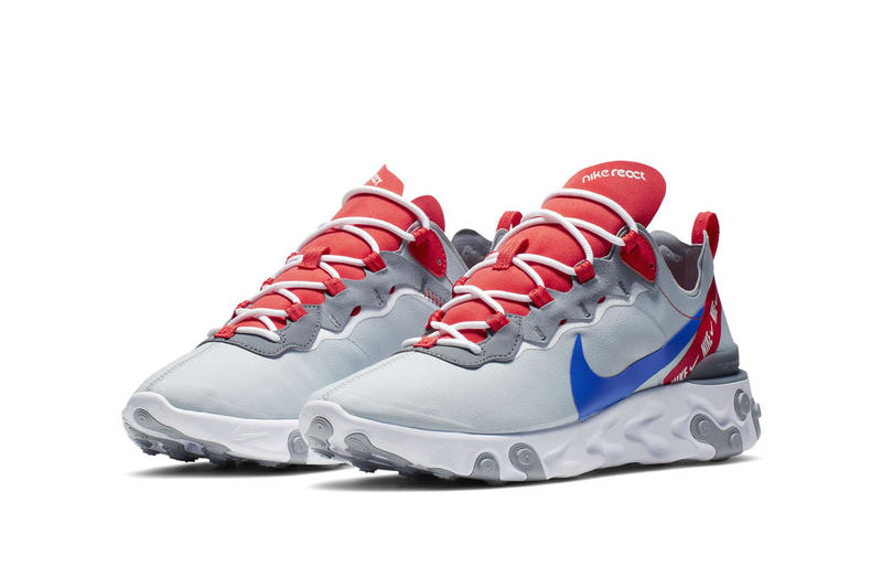 Nike React Element 55 全新配色設計「Overbranded」