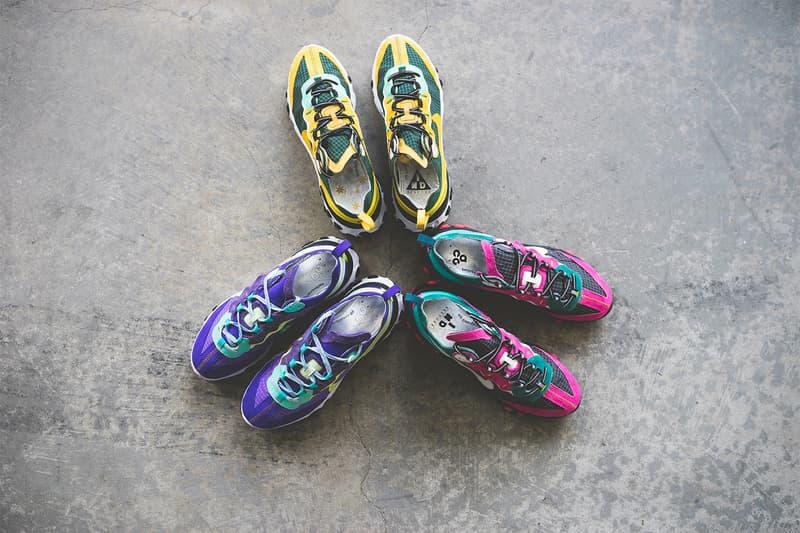 BespokeIND 打造 Nike React Element 87「ACG Ripstop Pack」定製系列