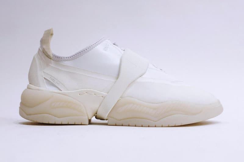 搶先預覽 OAMC x adidas Originals 聯乘 TYPE 01 鞋款