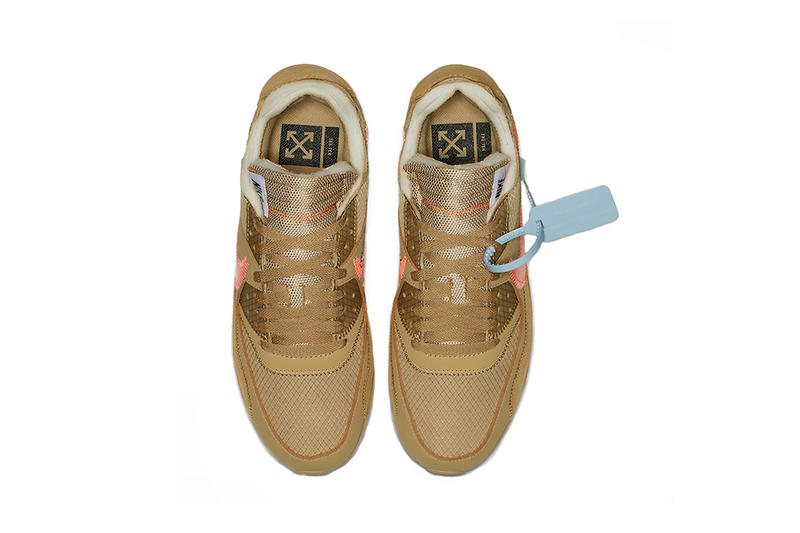 Off-White™ x Nike Air Max 90「Desert Ore」發售詳情公開