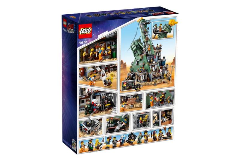 場景實體化!LEGO 即將推出《The LEGO Movie 2》末日鎮積木模型