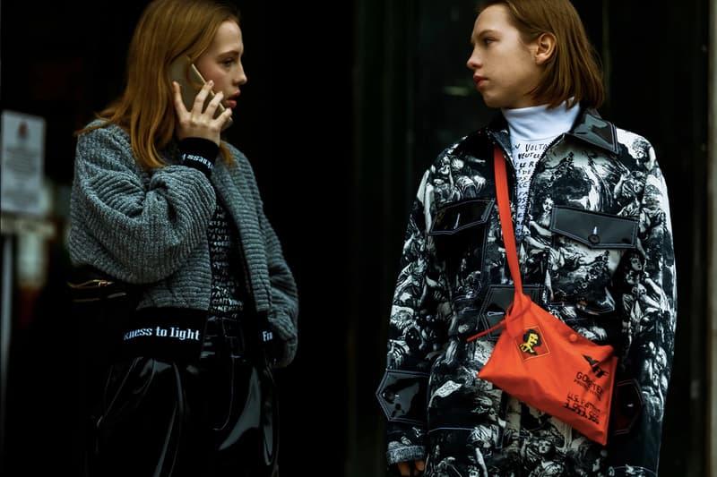 Street Style: 2019 秋冬巴黎男裝周街拍特輯 Part 1