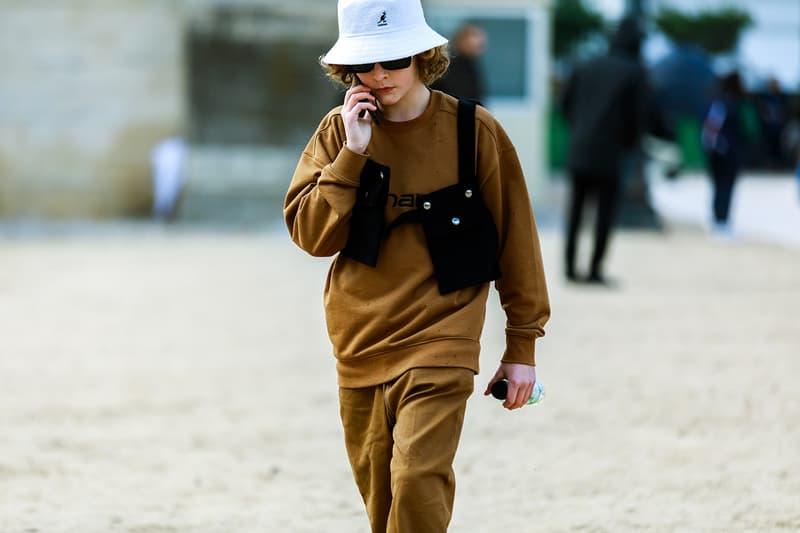 Street Style: 2019 秋冬巴黎男裝周街拍特輯 Part 2