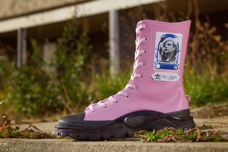 adidas by Raf Simons 全新聯乘 RS Detroit High 系列即將登場