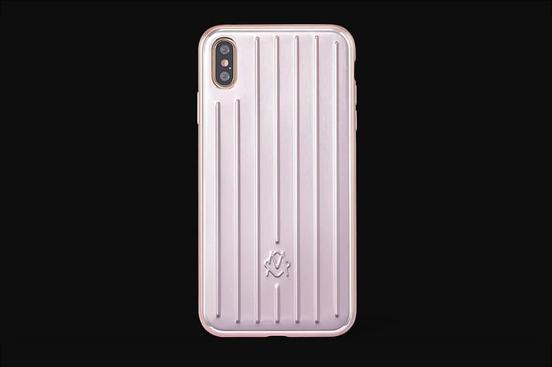 終極機殼-RIMOWA 史上初之 iPhone Case 登場!