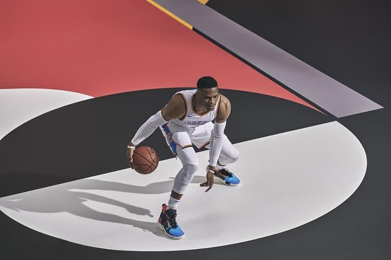 張狂有分寸 − Russell Westbrook 最新簽名戰靴 Why Not Zer0.2 正式發佈