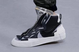 Sacai x Nike 2019 全新聯乘系列亮相巴黎時裝周