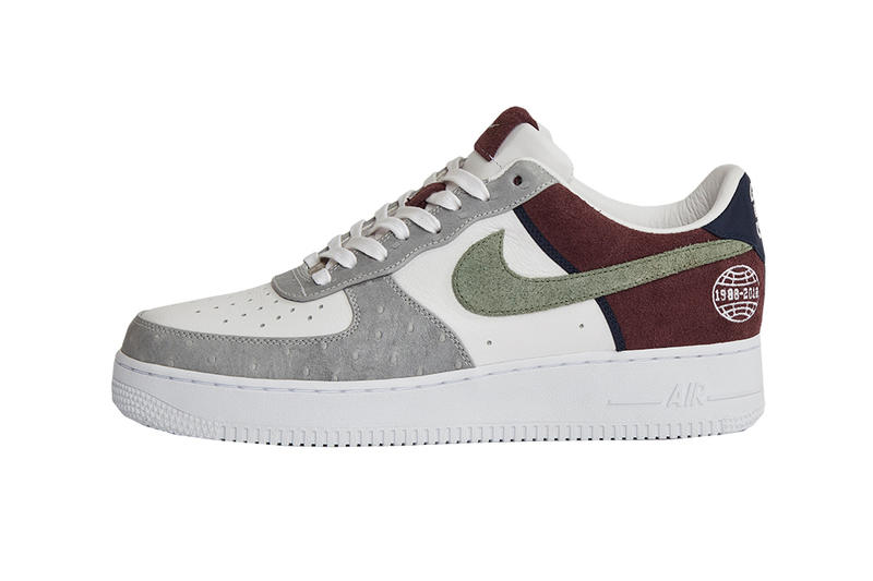Sneakersnstuff 打造特別定製版 Air Force 1 及配套服飾單品