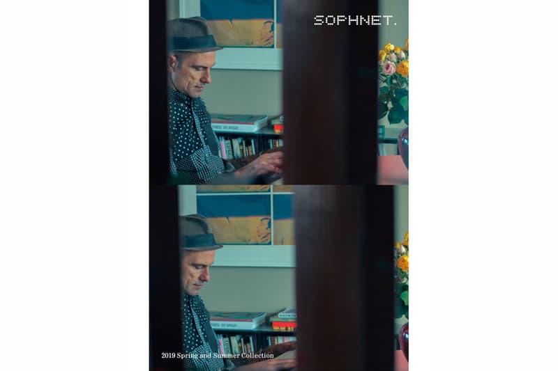 SOPHNET. 最新 2019 春夏系列正式發佈