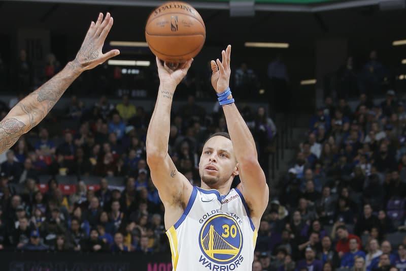 NBA 聯盟新紀錄-Stephen Curry 生涯三分球超越 Kyle Korver
