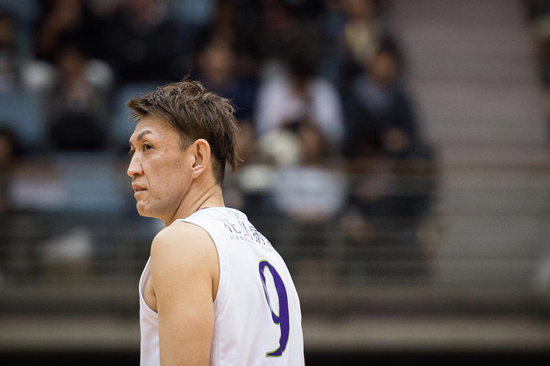 不老傳奇 − 高齡 48 歲籃球員「折茂武彥」成為日本職籃首位萬分球員