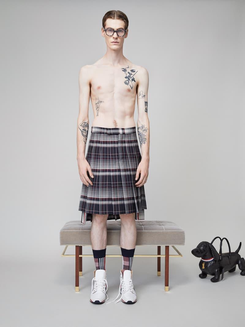 Thom Browne 2019 春季 Resort 系列正式發佈