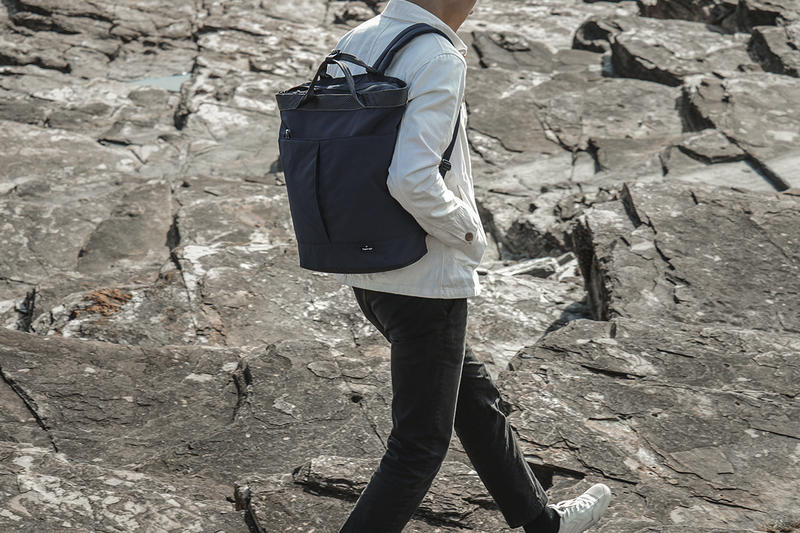 復古攀岩-山系品牌 Topologie 推出全新包袋系列
