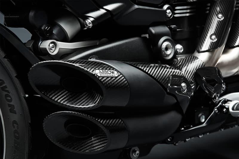 二輪凶獸 − Triumph 極罕有全新世代 Rocket III 登場