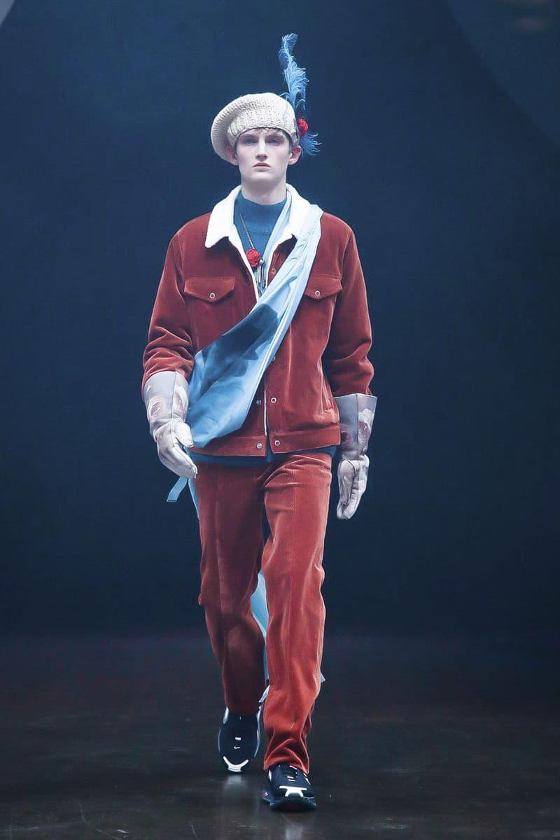 巴黎時裝周 − UNDERCOVER 發佈 2019 秋冬系列
