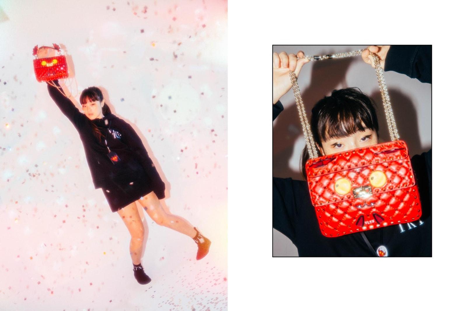 VALENTINO Pre Fall 19 東京發佈